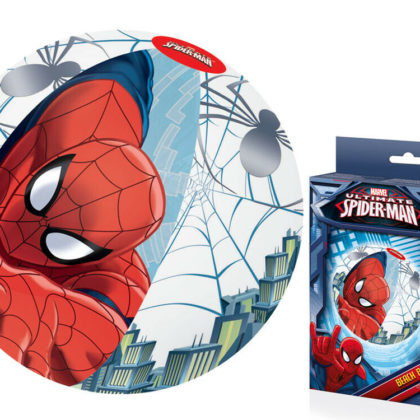 Spiderman Wasserball Strandball